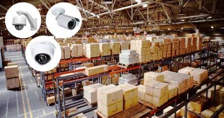 Система видеонаблюдения для предприятия готовое решение