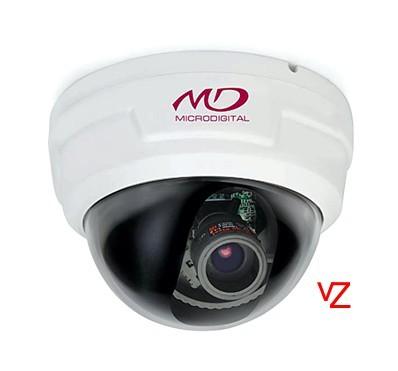 Купольные уличные камеры видеонаблюдения с ик подсветкой