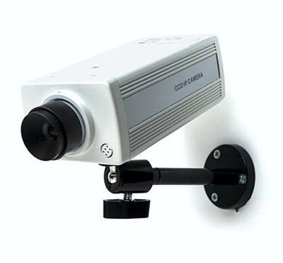 Схема подключения камеры для видеонаблюдения уличные