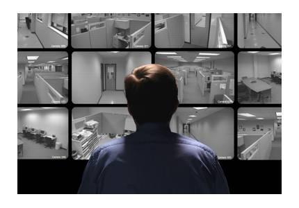 Видеонаблюдение через веб камеру на ноутбуке